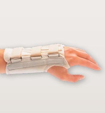 Rolyan D-Ring                 Handgelenkschienen