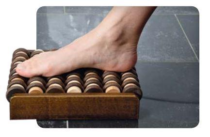Fußmassageroller Rolling