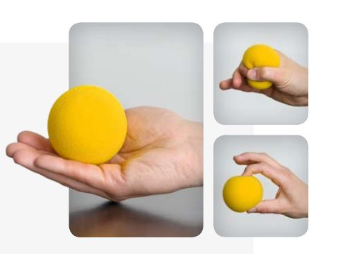 Handgymnastikball
