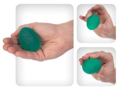 Handtrainer, oval