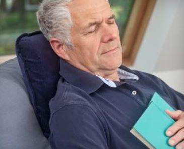 Entspannungs-Kissen mit Massagefunktion