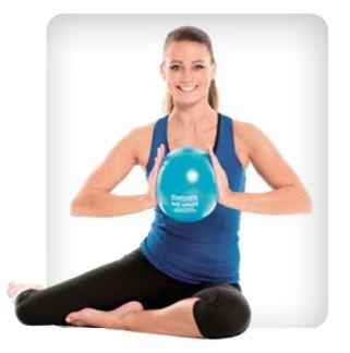TheraBand Pilates-Ball