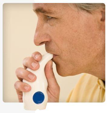 SaltPipe Salzkristall-Inhalator