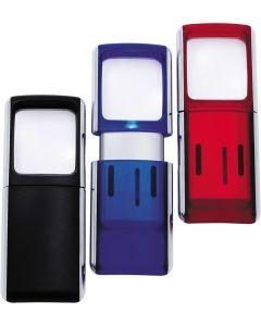 WEDO LED-Leuchtlupe