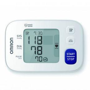 OMRON Handgelenk Blutdruckmessgeraet RS4