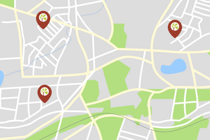 storelocator preview map